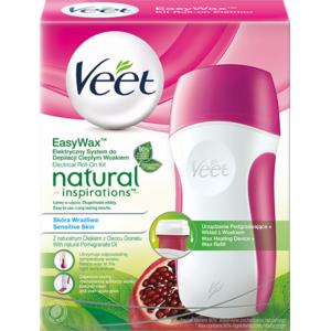 Natural Inspirations, EasyWax elektryczny system do depilacji ciepłym woskiem marki Veet - zdjęcie nr 1 - Bangla