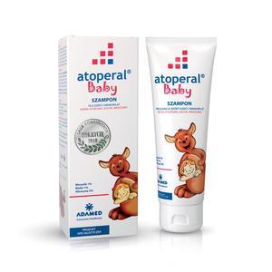 Atoperal Baby, Szampon dla dzieci i niemowląt marki Adamed Consumer Healthcare S.A - zdjęcie nr 1 - Bangla