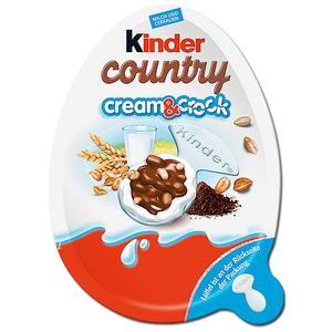 Kinder Country Cream&Crock marki Ferrero - zdjęcie nr 1 - Bangla
