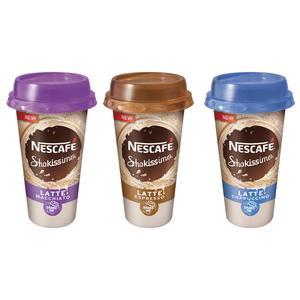 Nescafe Shakissimo, Napój mleczny kawowy marki Kaszki Nestlé - zdjęcie nr 1 - Bangla