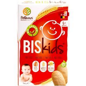 BISkids, Ciastka naturalne dla niemowąt od 6. miesiąca życia BIO marki C.R.V. Corthouts Belkorn - zdjęcie nr 1 - Bangla