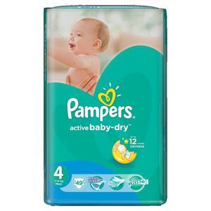Pampers Active Baby-Dry, Maxi marki Pampers - zdjęcie nr 1 - Bangla