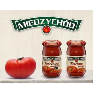 Ketchup łagodny i pikantny marki Międzychód - zdjęcie nr 1 - Bangla