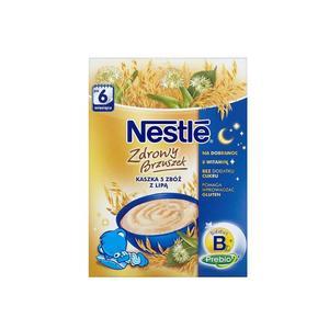 Nestlé, Kaszka Zdrowy Brzuszek 5 zbóż z lipą marki Kaszki Nestlé - zdjęcie nr 1 - Bangla