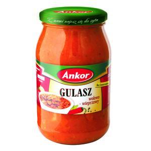 Gulasz wołowo - wieprzowy marki Ankor - zdjęcie nr 1 - Bangla