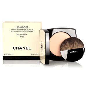Les Beiges Healthy Glow Sheer Powder, Lekki puder do twarzy w kamieniu marki Chanel - zdjęcie nr 1 - Bangla