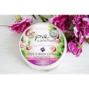 SPA&Wellness Face&Body Lifting 4D - Liftingujący koncentrat do twarzy i ciała z kwasem hialuronowym marki Verona - zdjęcie nr 1 - Bangla