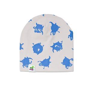 nosweet, Czapeczka Gadzina w kolorze niebieskim marki nosweet - zdjęcie nr 1 - Bangla