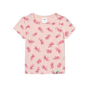 nosweet, T-shirt Bagingi w kolorze różowym marki nosweet - zdjęcie nr 1 - Bangla