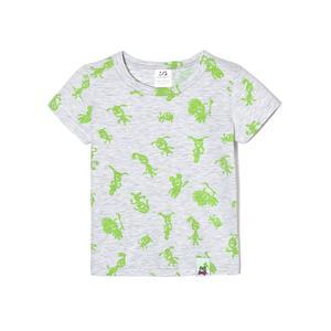 nosweet, T-shirt Agingi w kolorze zielonym marki nosweet - zdjęcie nr 1 - Bangla