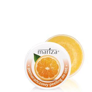 Pomarańczowy peeling do ust, peeling cukrowy marki Mariza - zdjęcie nr 1 - Bangla