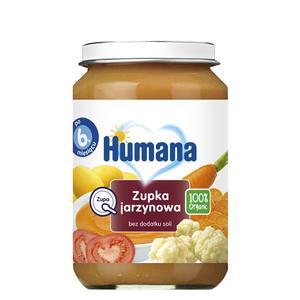 Humana, Zupka Jarzynowa (100% Organic) marki Humana - zdjęcie nr 1 - Bangla