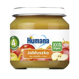 Humana, Jabłuszko (100% Organic) marki Humana - zdjęcie nr 1 - Bangla