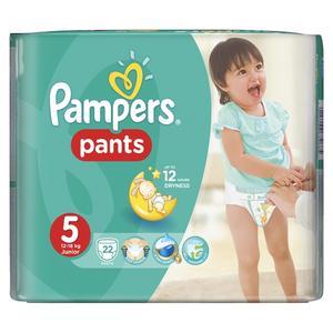 Pampers Pants, Pieluchomajtki rozmiar 5 marki Pampers - zdjęcie nr 1 - Bangla