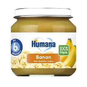 Humana, Deserek Banan (100% Organic) marki Humana - zdjęcie nr 1 - Bangla