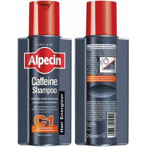C1, szampon kofeinowy marki Alpecin - zdjęcie nr 1 - Bangla