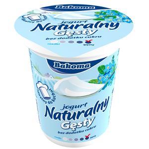 Jogurt Naturalny Gęsty marki Bakoma - zdjęcie nr 1 - Bangla
