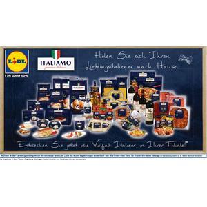 Italiamo, Makaron spaghetti marki Lidl - zdjęcie nr 1 - Bangla