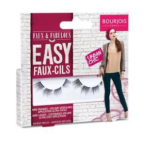 Faux & Fabulous Easy Faux-Cils, sztuczne rzęsy marki Bourjois - zdjęcie nr 1 - Bangla