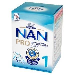 Nestle, Mleko początkowe NAN PRO 1 marki Mleka modyfikowane NAN OPTIPRO 2 - zdjęcie nr 1 - Bangla