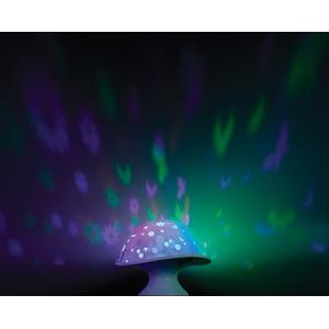 Dumel, Lampka nocna (przenośny kolorowy projektor) marki Dumel - zdjęcie nr 1 - Bangla
