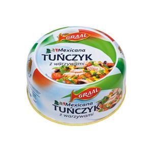 Mexicana, Tuńczyk z warzywami marki Graal - zdjęcie nr 1 - Bangla