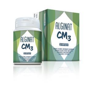 CM3 Alginat, kapsułki marki Easyway GmbH - zdjęcie nr 1 - Bangla