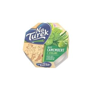 NaTurek, Nasz Camembert z ziołami marki Turek - zdjęcie nr 1 - Bangla