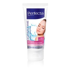 Perfecta Oczyszczanie, mineralny peeling enzymatyczny, cera sucha i wrażliwa marki Dax Cosmetics - zdjęcie nr 1 - Bangla