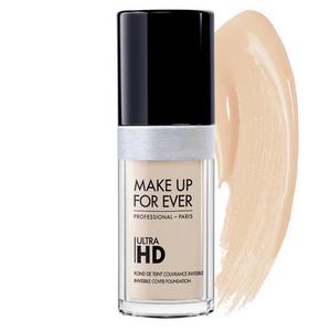 Ultra HD, Invisible Cover Foundation, Niewidoczny  ultralekki podkład do twarzy HD marki Make Up For Ever - zdjęcie nr 1 - Bangla