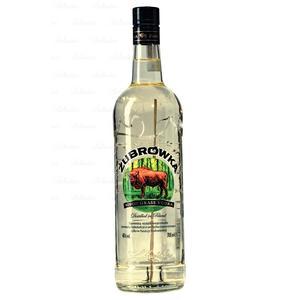 Żubrówka Bison Grass Vodka, Wódka marki CEDC - zdjęcie nr 1 - Bangla