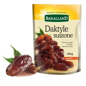 Daktyle suszone, suszone owoce marki Bakalland - zdjęcie nr 1 - Bangla