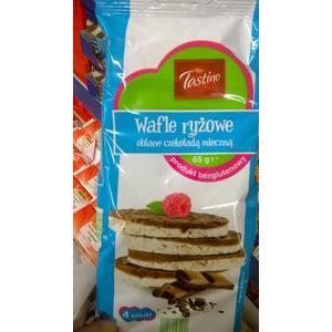 Tastino, wafle ryżowe, różne smaki marki Lidl - zdjęcie nr 1 - Bangla