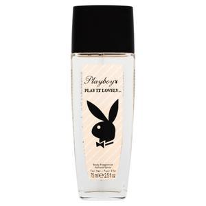 Playboy Play It Lovely, dezodorant marki Coty - zdjęcie nr 1 - Bangla