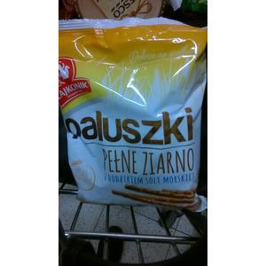 Paluszki, Pełne Ziarno, różne smaki marki Lajkonik - zdjęcie nr 1 - Bangla