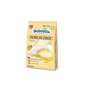BoboVita, Porcja zbóż Kaszka ryżowa o smaku waniliowym marki Nutricia - zdjęcie nr 1 - Bangla