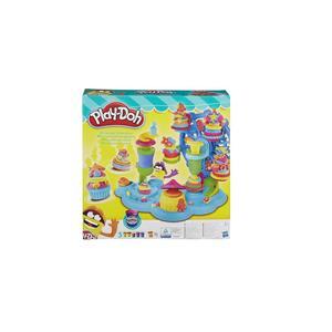Play-doh, Ciastolina Babeczkowy festiwal marki Hasbro - zdjęcie nr 1 - Bangla