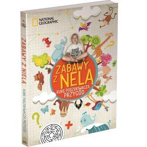 National Geographic, Nela Mała Reporterka, Zabawy z Nelą. Kurs poszukiwacza przygód marki National Geographic - zdjęcie nr 1 - Bangla