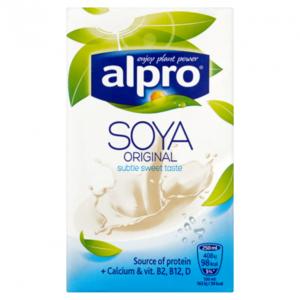 Soya Original, mleko sojowe marki Alpro - zdjęcie nr 1 - Bangla