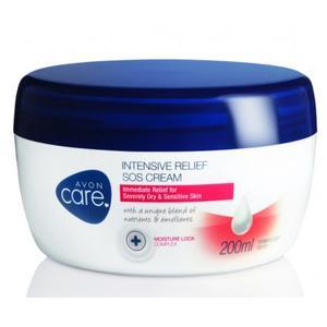 Care, Intensive Relief SOS Cream, intensywnie kojący krem SOS marki Avon - zdjęcie nr 1 - Bangla