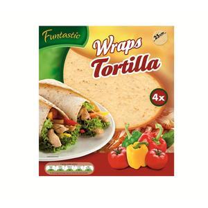 Funtastic, Wraps, tortilla marki Develey - zdjęcie nr 1 - Bangla