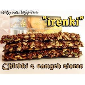 Chlebki wieloziarniste marki Irenki - zdjęcie nr 1 - Bangla