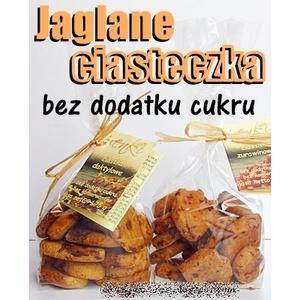 Ciastka jaglane bez dodatku cukru, różne rodzaje marki Irenki - zdjęcie nr 1 - Bangla