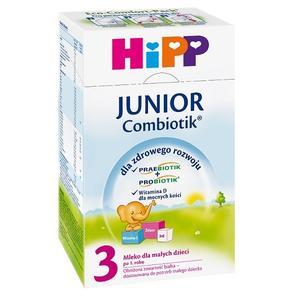 HiPP, Mleko dla dzieci JUNIOR Combiotik®3 marki HiPP - zdjęcie nr 1 - Bangla