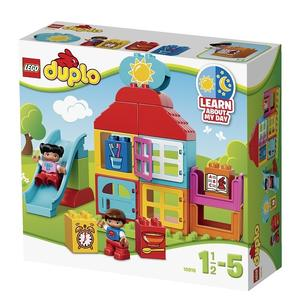 Lego Duplo, Mój pierwszy domek marki Lego - zdjęcie nr 1 - Bangla
