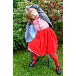 Czerwone Jabłuszko, Spódnica Marta marki Czerwone Jabłuszko - zdjęcie nr 1 - Bangla
