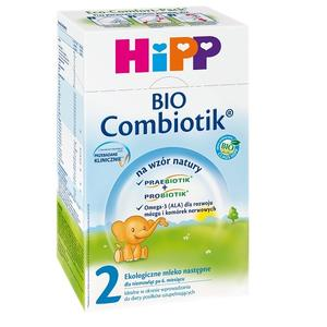 HiPP, Ekologiczne mleko następne 2 Bio Combiotik marki HiPP - zdjęcie nr 1 - Bangla