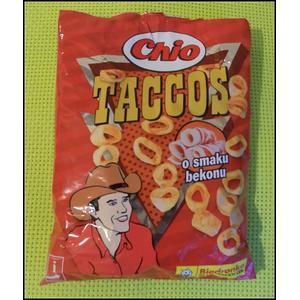 Taccos, chrupki, różne smaki marki Chio - zdjęcie nr 1 - Bangla