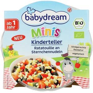 Babydream, Obiadek warzywa z kurczakiem i ryżem BIO minis marki Rossmann - zdjęcie nr 1 - Bangla