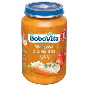 BoboVita, Warzywa z delikatną rybą marki Nutricia - zdjęcie nr 1 - Bangla